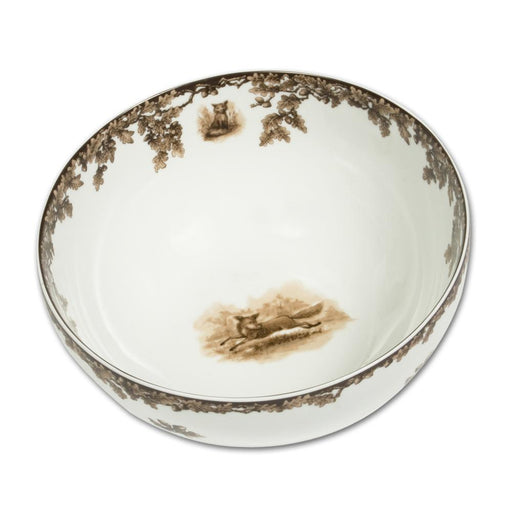 Aiken Hunt Dinnerware Service Bowl - Fox