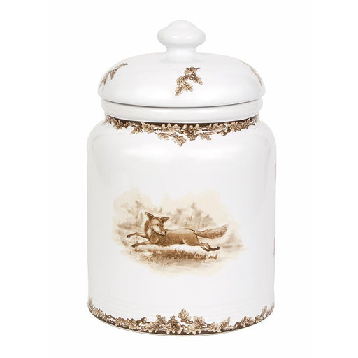 Aiken Hunt Dinnerware Cookie Jar - Fox
