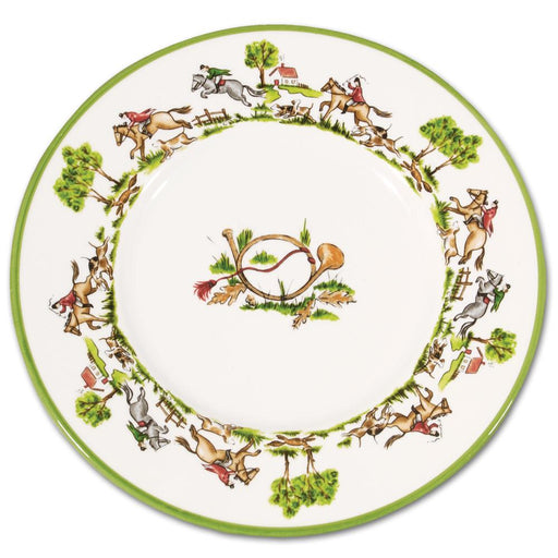 The Chase Dinner Plate