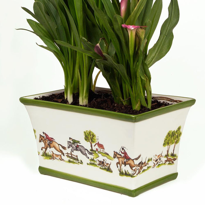 The Chase Planter Vase