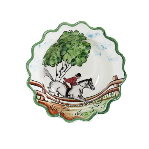 Perfect Day Equestrian Cereal Bowl