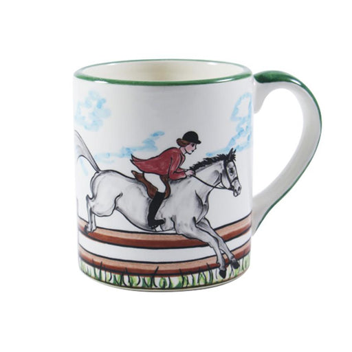 Perfect Day Equestrian Mug
