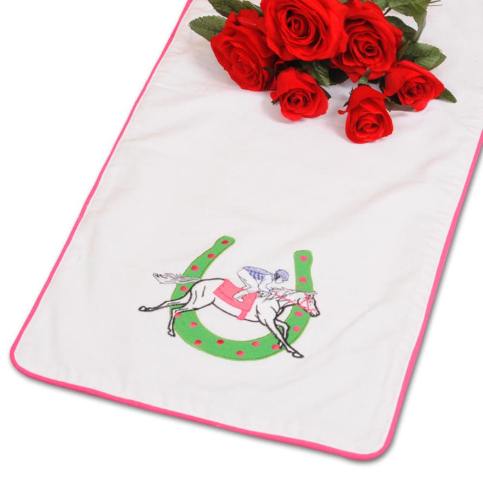 Derby Day Colors -Horse Racing Table Runner