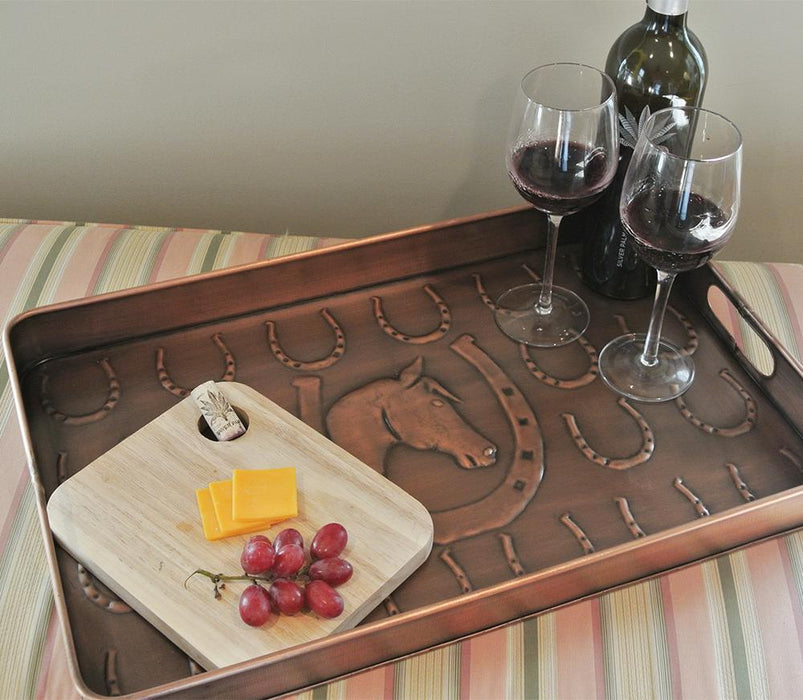 Horse Shoe Tray - Multipurpose