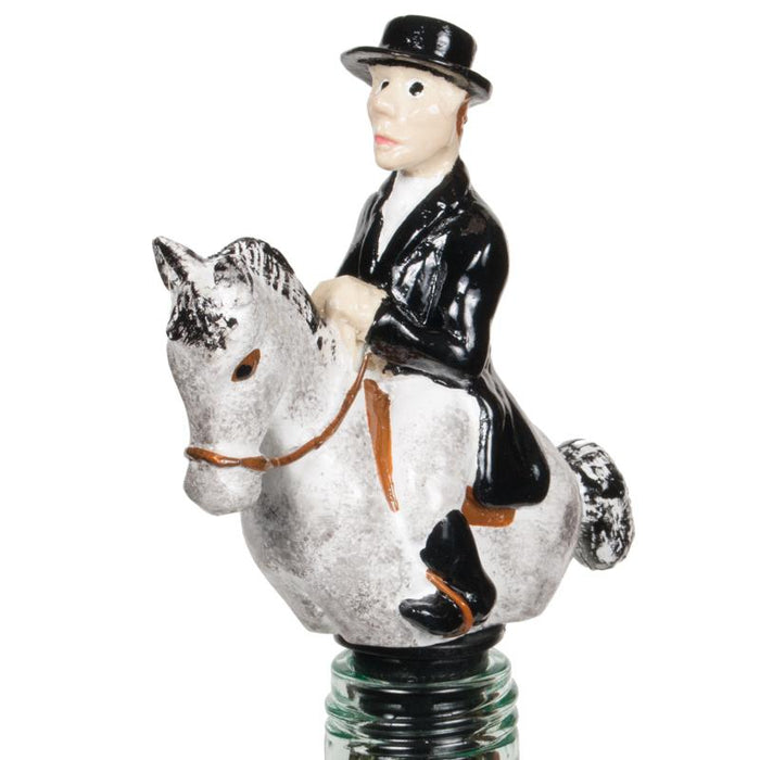 Dressage Master Bottle Stopper