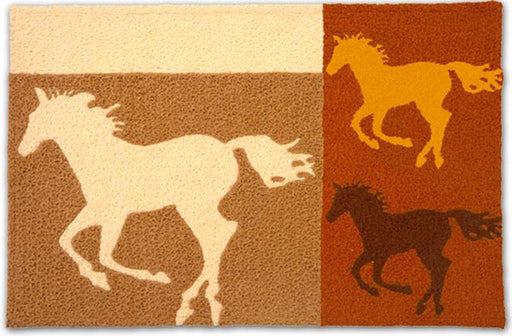 Equine Collage Washable Horse Rug