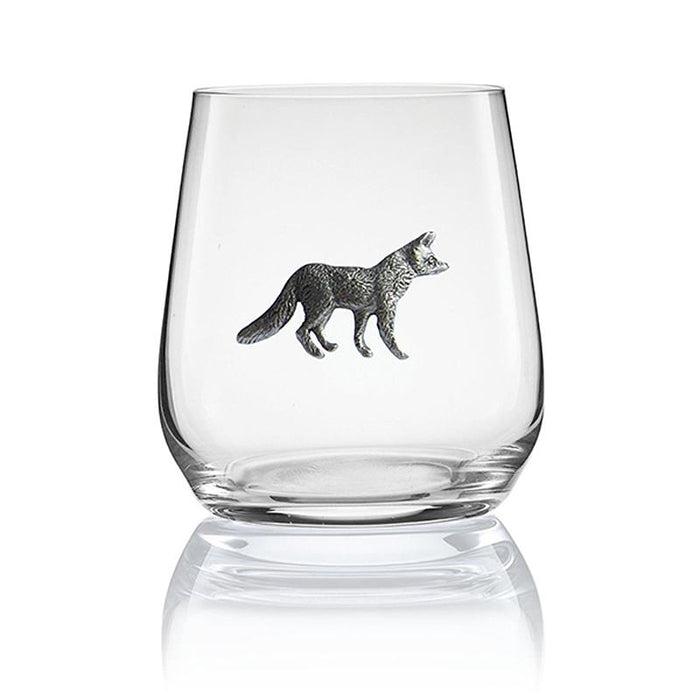 Fox Stemless - Cognac Glass