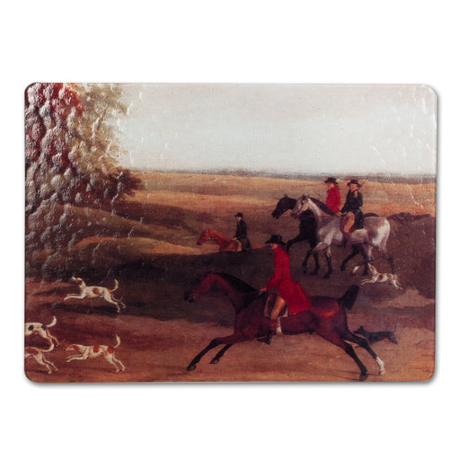Foxhunt Glass Cutting Board