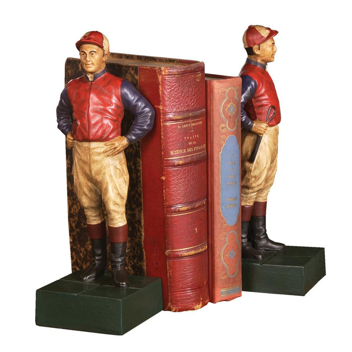 Jockey Club Bookends