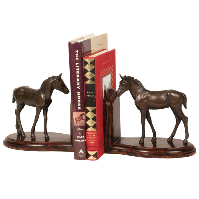 Young Horses Bookends