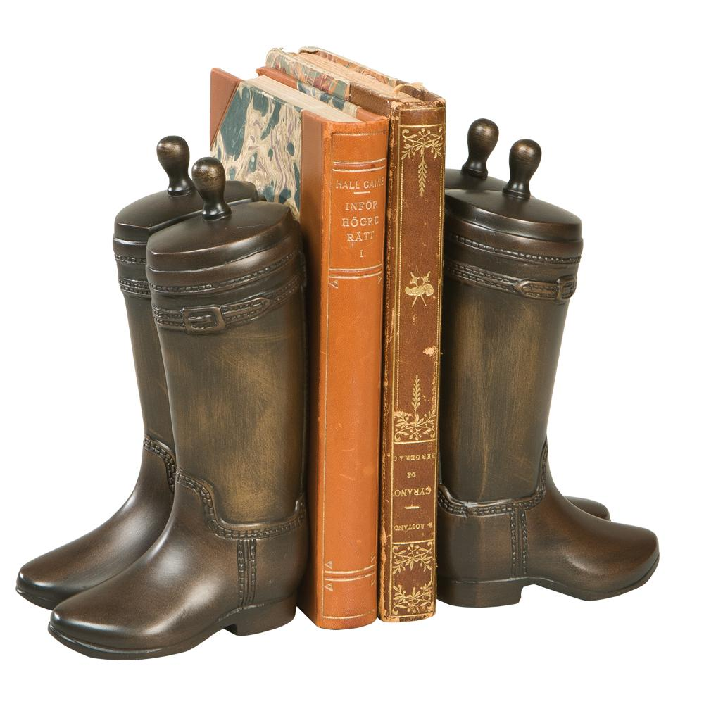 Riding Boots Bookends
