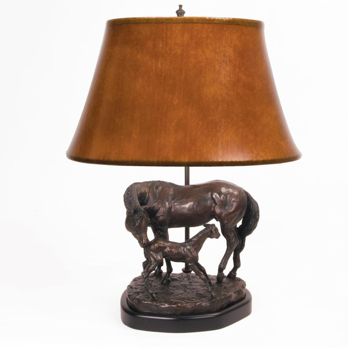 Newly Born Horse Lamp
