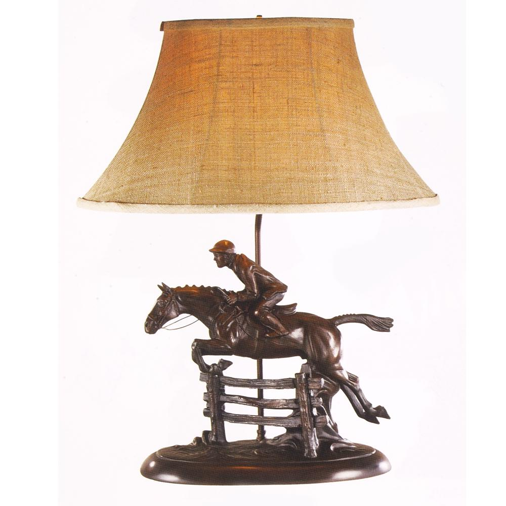 Gentleman Foxhunter Lamp