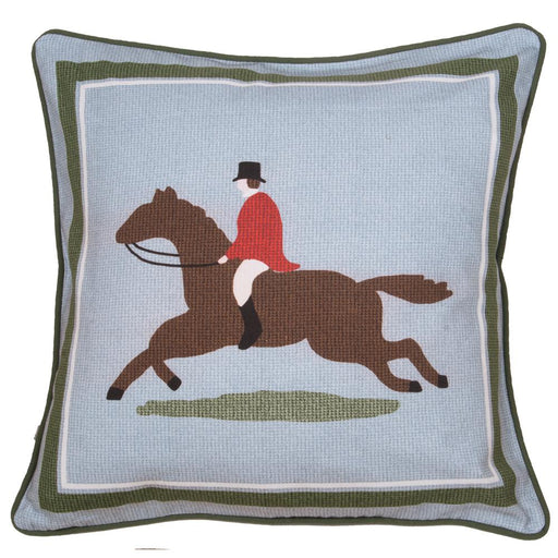 Foxhunter Equestrian Accent Pillow