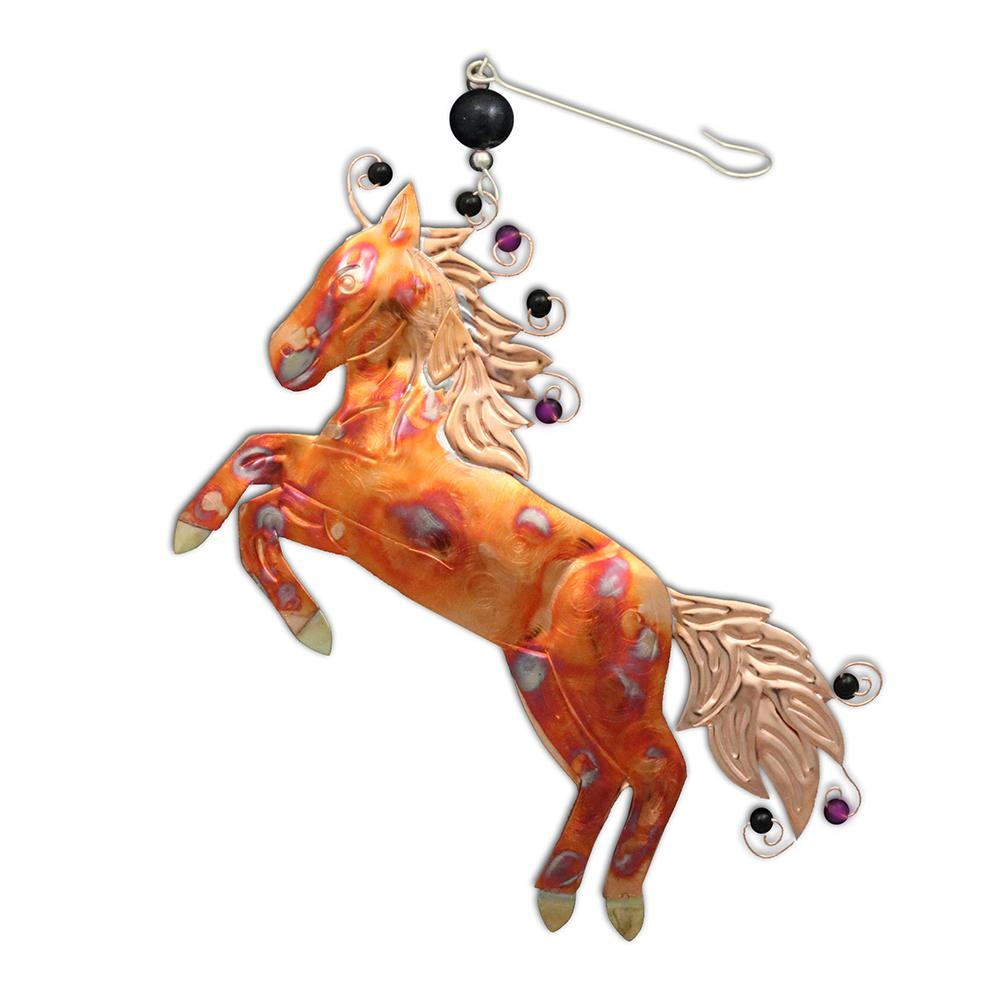 Fanciful Horse Ornament