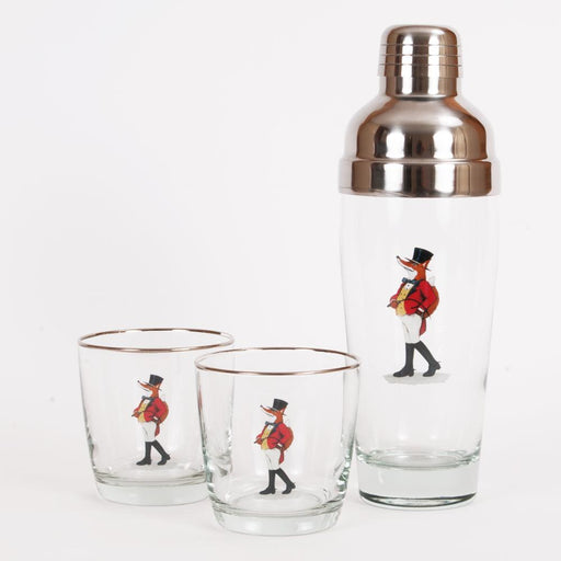 Snooty Fox Cocktail Shaker Set