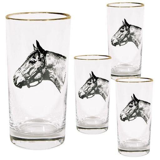 Thoroughbred Highball Glass (set of 4)