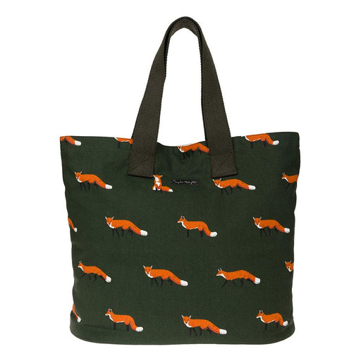 Foxy Cotton Tote by Sophie Allport