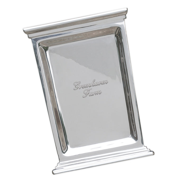 Mint Julep Serving Tray - Large