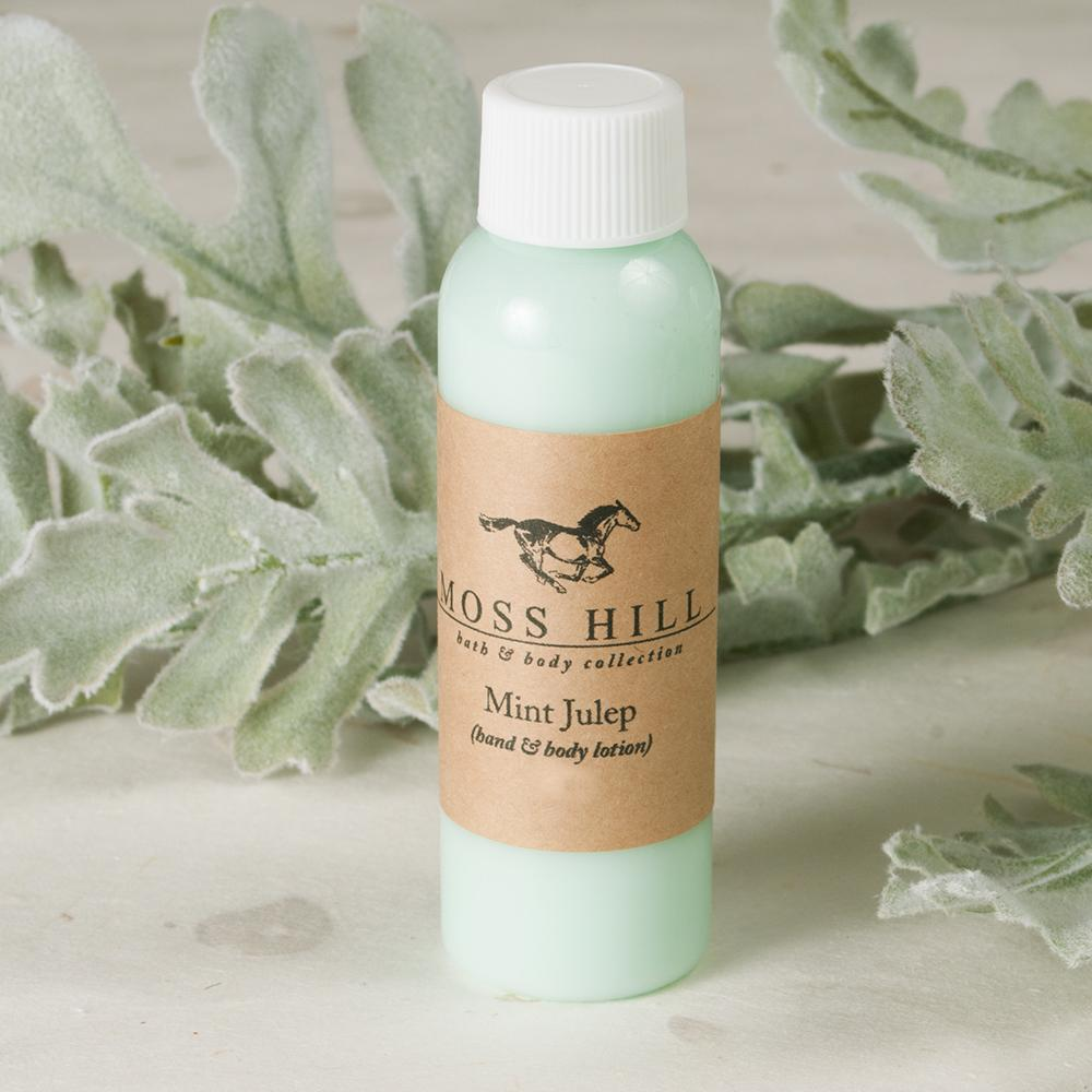 Mint Julep Hand & Body Lotion - 8oz.