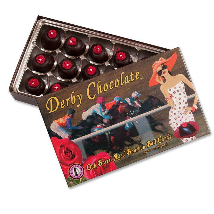 Derby Chocolates Bourbon Balls - 7oz