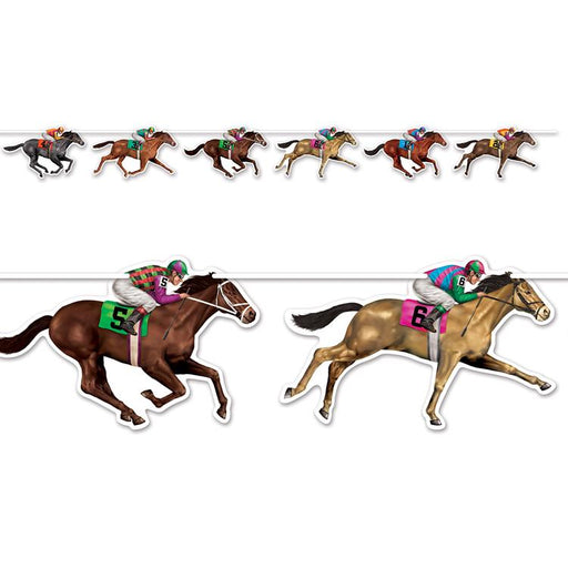 Racehorse Party Streamer