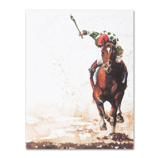 Adding Lengths - Horse Racing Stationery