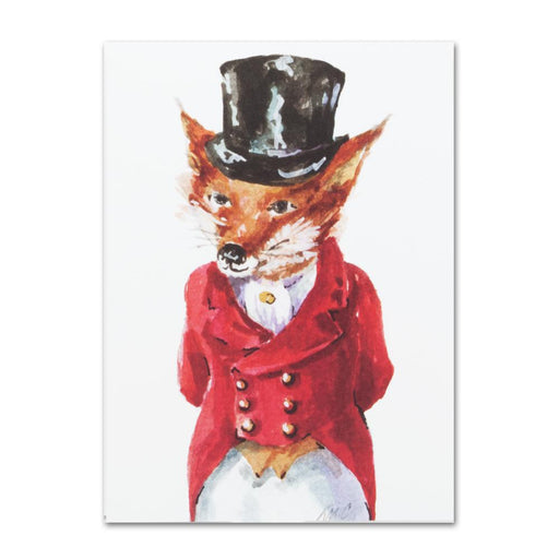 Clever Fellow Fox Note Cards