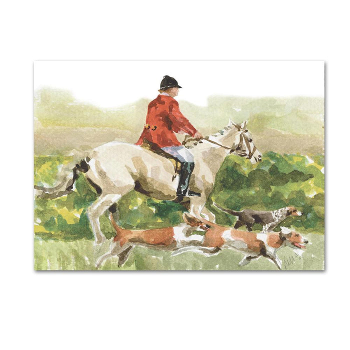Preppy Pack Foxhunting Note Cards