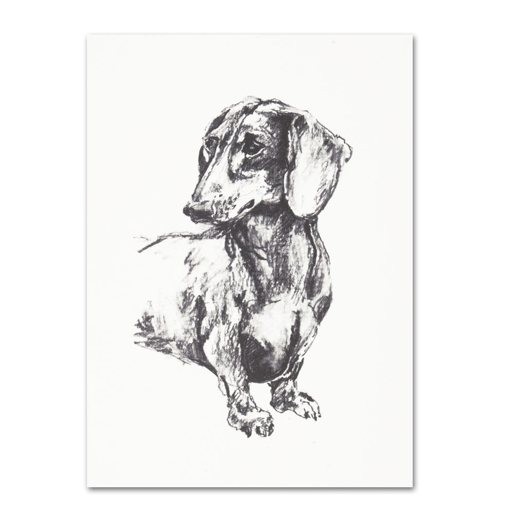Dachshund Note Cards