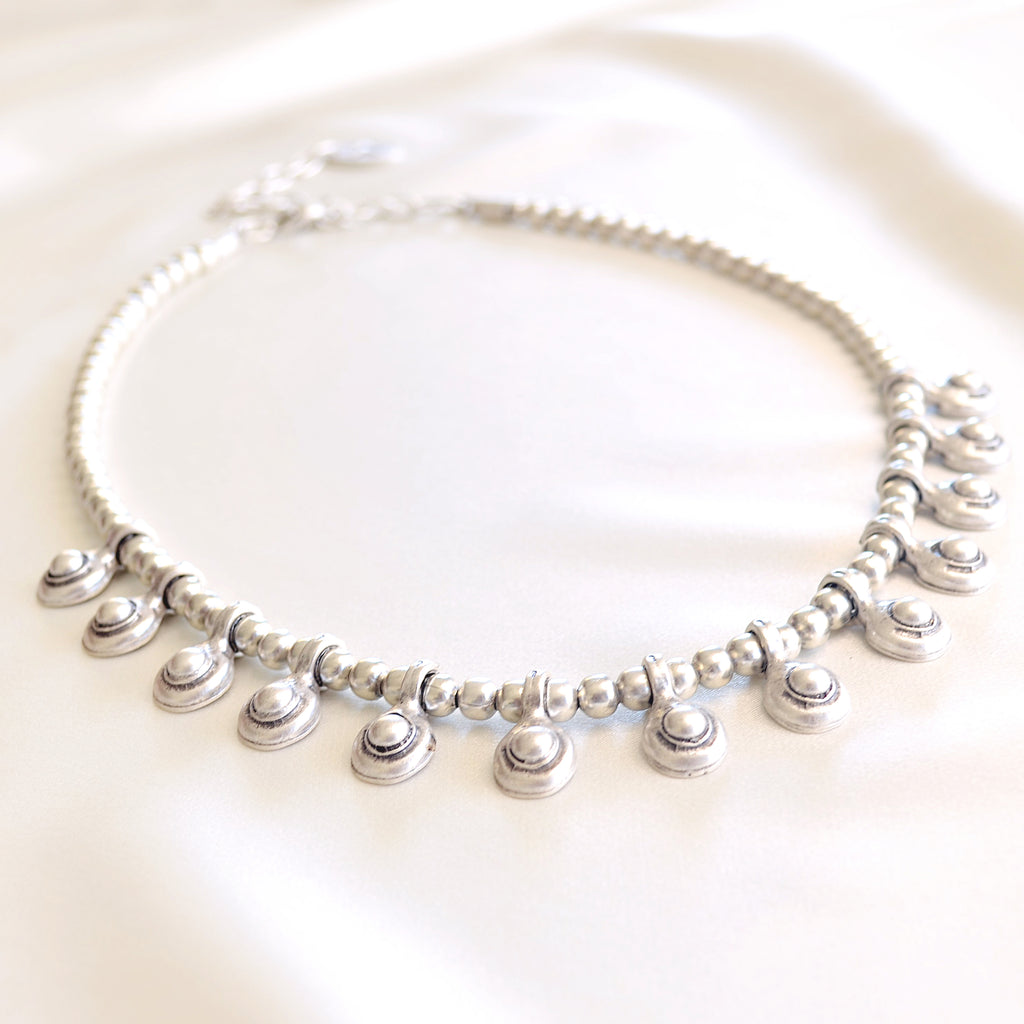 Chelsea Necklace - Silver