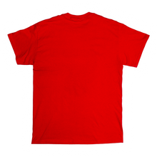 Load image into Gallery viewer, lost in the fourth tier tee *red*