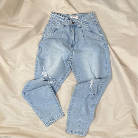 Lawrence high-rise jeans