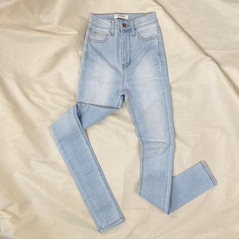 Mark high-rise jeans