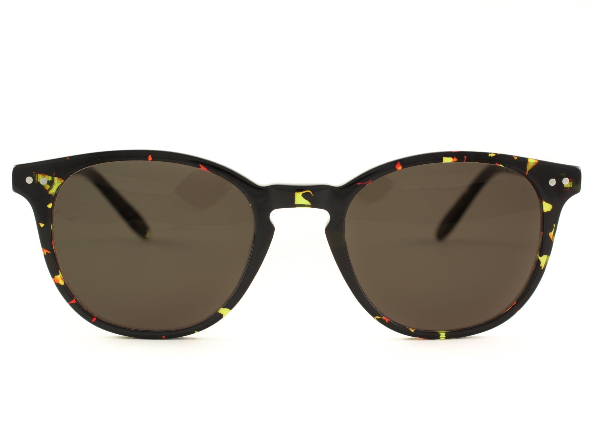 Mykonos Green Tortoise | Sunglasses