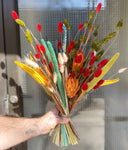Mad & Colourful Dried Arrangement