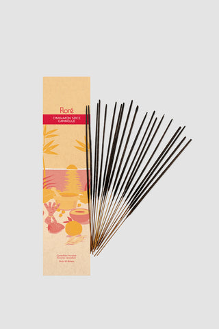 Cinnamon Spice Incense Sticks