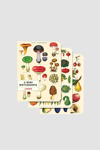 Fruit + Veggie Notebooks