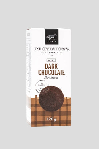 Dark Chocolate Shortbreads