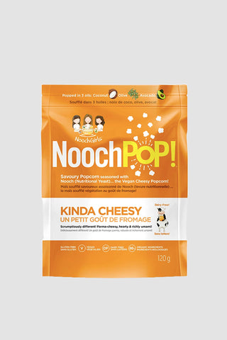 NoochPop! Kinda Cheesy