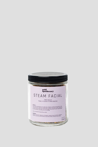 Herbal Steam Facial