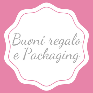 Buoni regalo e Packaging