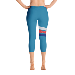 All Day Comfort Venture Pro Capri Leggings