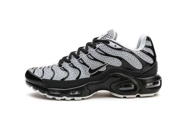 Nike Air Max Plus TN Original Men's Running Shoes Breathable Anti-slippery Sneakers Outdoor Sports Fitness Jogging Shoes