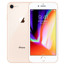Load image into Gallery viewer, Unlocked Apple Iphone 8 plus 2675mAh 3GB RAM 64G/256G ROM 12.0 MP Fingerprint iOS 11 4G LTE smartphone 1080P 5.5 inch screen