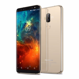 "Blackview S8 5.7"" 18:9 HD Screen 4 Cameras MT6750T Octa Core Smartphone 4GB+64GB Dual SIM Fingerprint OTG 4G LTE Mobile Phone"