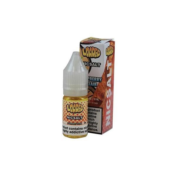 10mg Loaded Nic Salt 10ml (50VG/50PG)-Vaping Products-LOADED-Stop n Vape