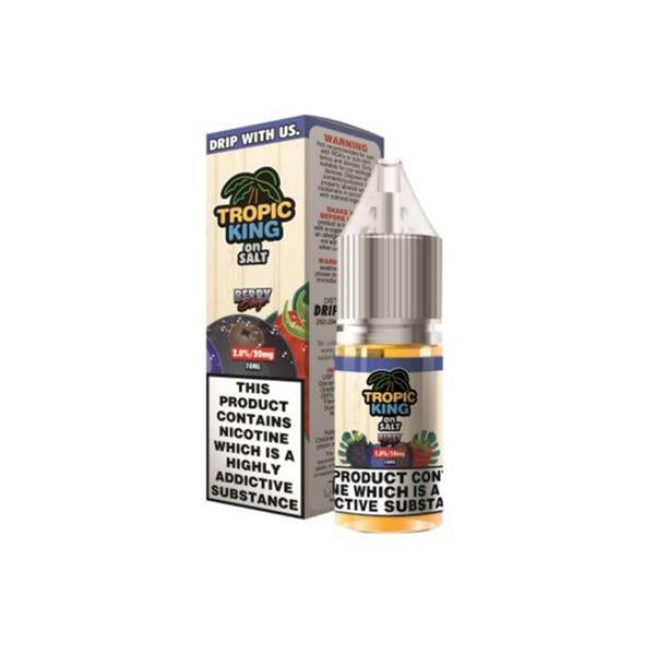 10MG Tropic King On Salt 10ML Flavoured Nic Salt (50VG/50PG)-Vaping Products-Drip More-Mad Melon-Stop n Vape