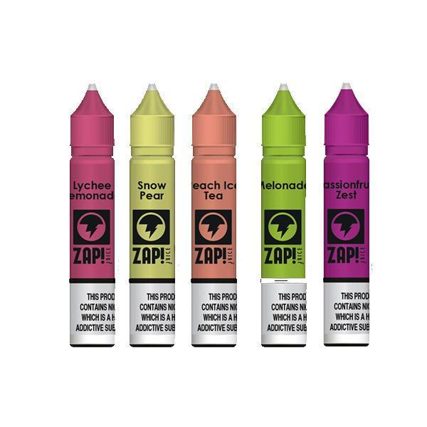 10MG ZAP Juice 10ML Flavoured Nic Salts-Vaping Products-ZAP Juice-Stop n Vape