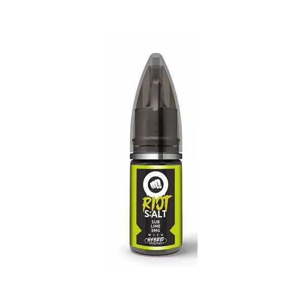 20mg Riot Squad Nic SALT 10ml (50VG/50PG)-Vaping Products-Riot Squad-Stop n Vape